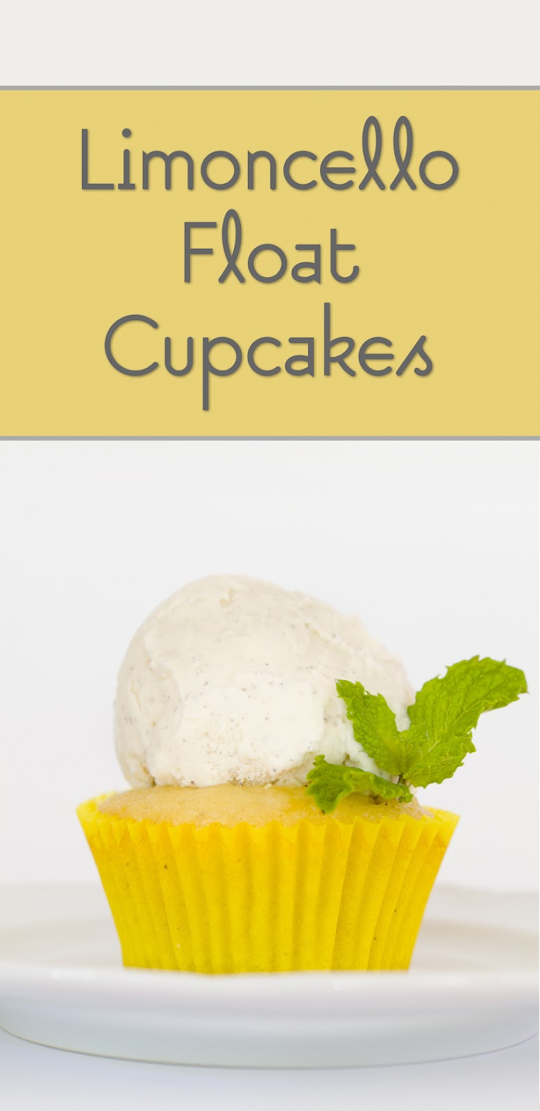 Limoncello Float Cupcakes | Cupcake Project