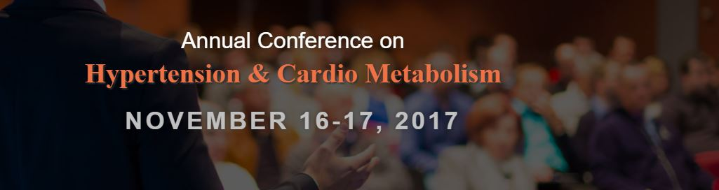 Annual Conference on Hypertension & Cardio Metabolism