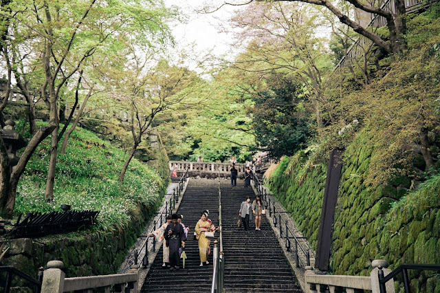Kiyomizu-dera Japan fuji x100S