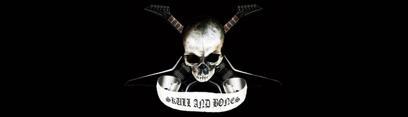 Skull and Bones band official blog and conspiracy outlet