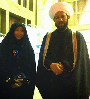 Ahmad Badreddin Hassoun Mufti Bashar Assad Syiah