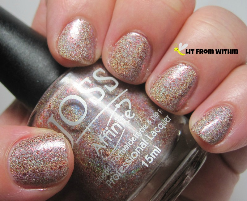 Joss A Crystal Holo Mystic is one of those special polishes