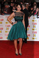 Tulisa Contostavlos   The Pride of Britain Awards 2012 red carpet