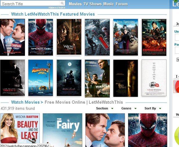 Top 10 Sites To Download New Hollywood Movies in