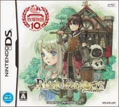 Download Rune Factory A Fantasy Harvest Moon DS ISO