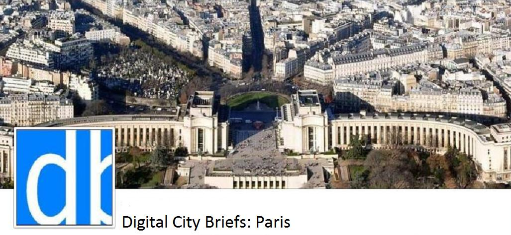 Digital City Briefs - Paris