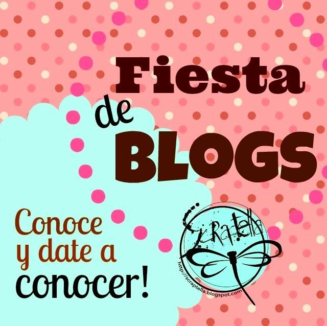 Fiesta de Blogs Scraptella