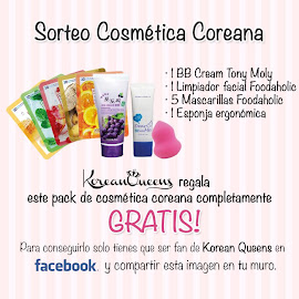 Sorteo en KoreanQueen!