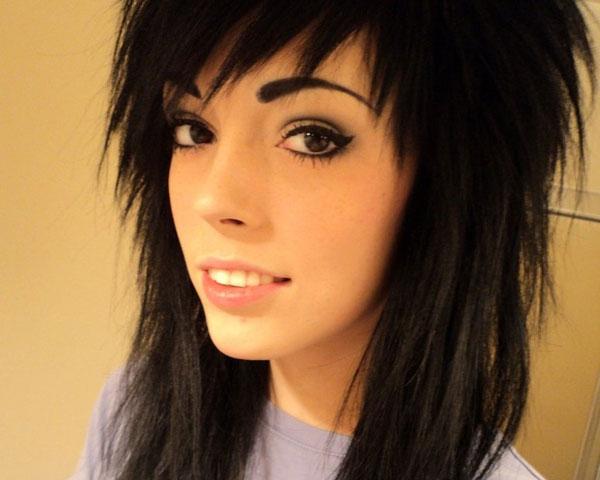 crazy hair styles amazing layered