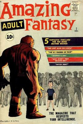 Amazing Fantasy #7