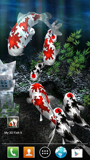 my 3d fish full apk