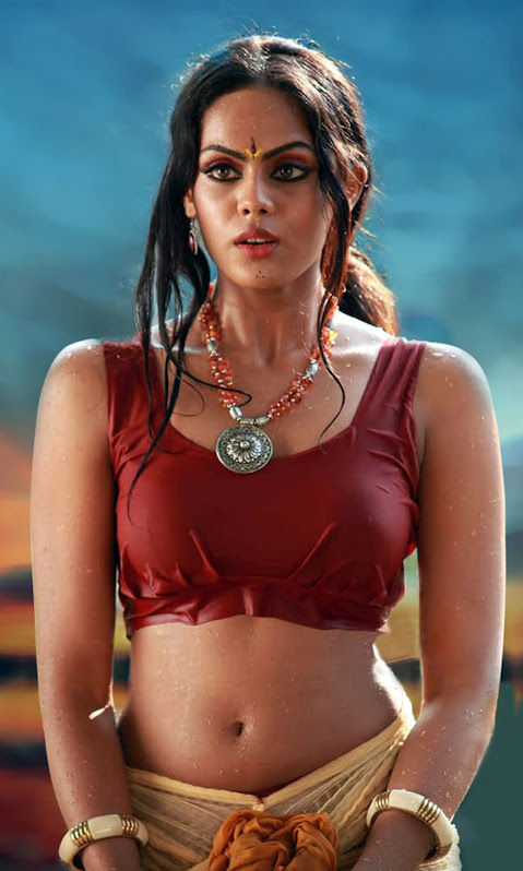 Karthika nair hot wet stills