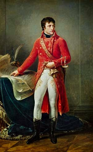 Napoleon Bertubuh Tinggi