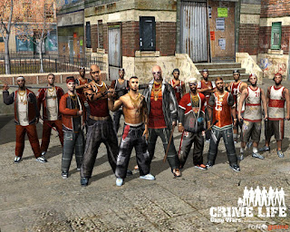 Crime Life Gang Wars Full Version PC