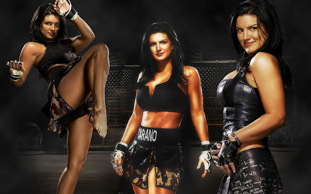 ufc fighter mma gina carano wallpaper picture image