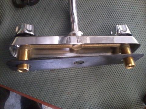 Instala plomeria electrico y ferreteria mezcladora for Llave mezcladora para tarja