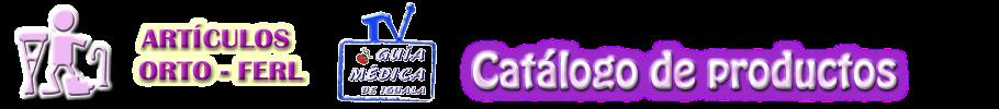 CATALOGO DE ORTO-FERL