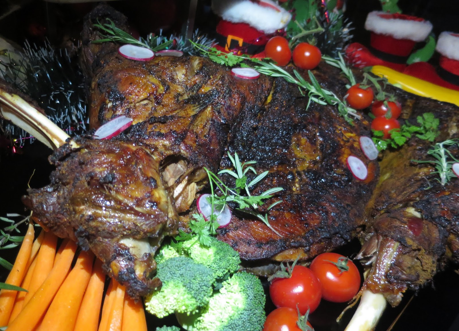 Christmas Dinner at Makan Kitchen, Doubletree by Hilton KL.... : Have ...