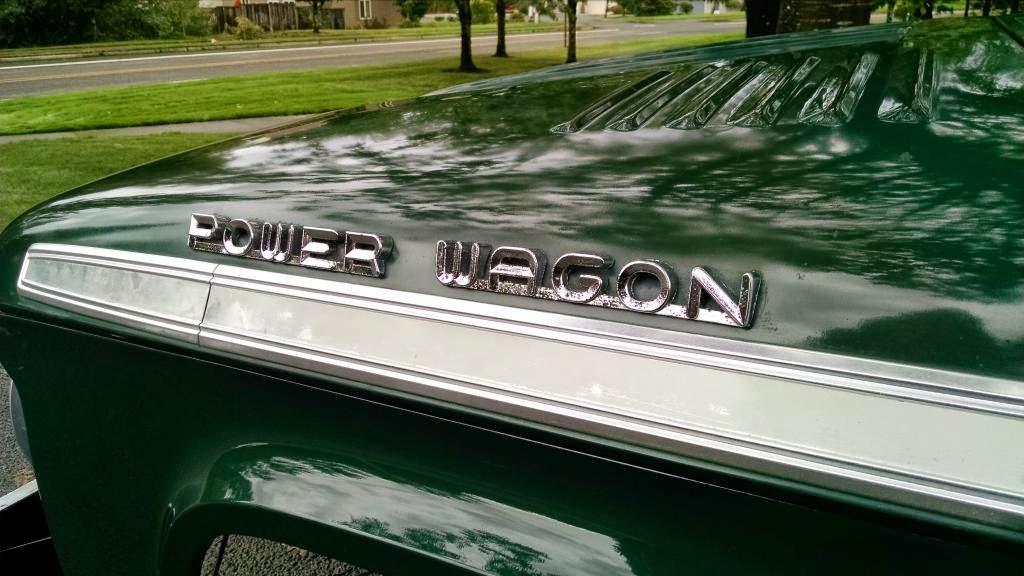 1965 Dodge Power Wagon 4x4 for Sale - 4x4 Cars