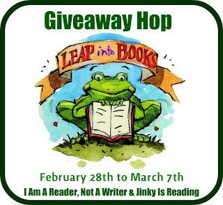 Leap into Books Giveaway Hop!