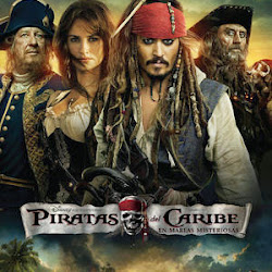 Poster Pirates of the Caribbean: On Stranger Tides 2011