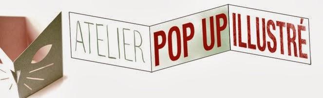 Atelier Pop Up Illustré