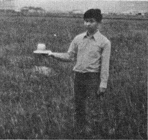 El mini OVNI de Kera, Japón 7ebe4a44b157