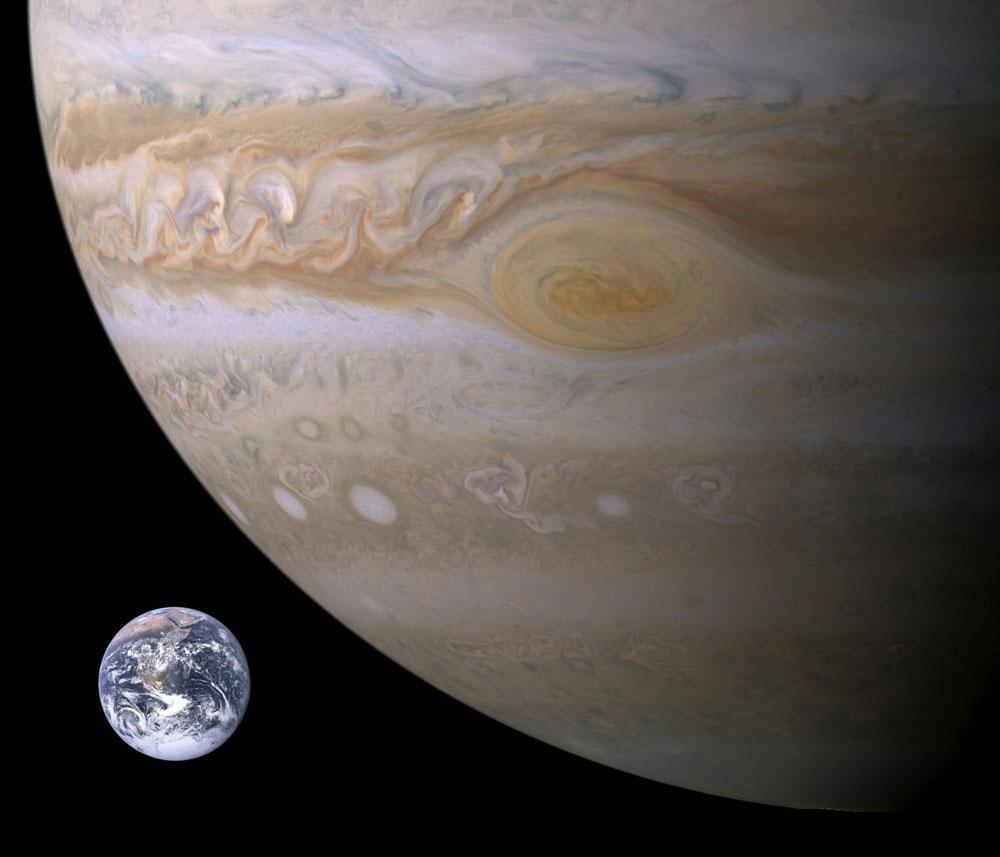 История открытия Юпитера