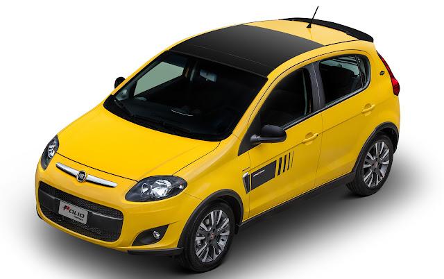 Fiat Palio Interlagos