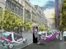 პარიზში ელექტრომობილების გამქირავებელი ქსელი ამოქმედდება