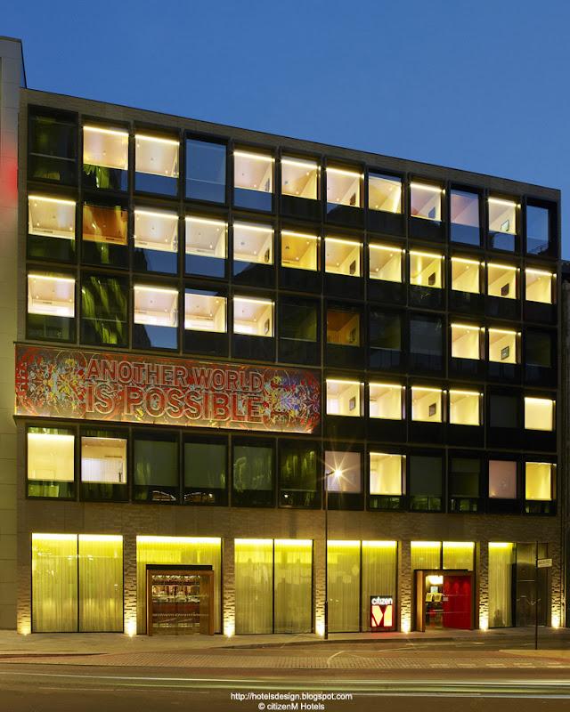 Stunning Design Hotel Citizenm London Ideas - Amazing Home Ideas ...