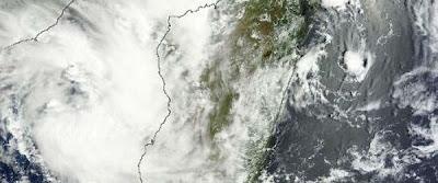 Ciclón tropical Madagascar, 19 de Febrero 2013