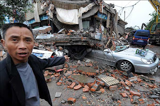 Apple dará una donación a dignificados del sismo en china
