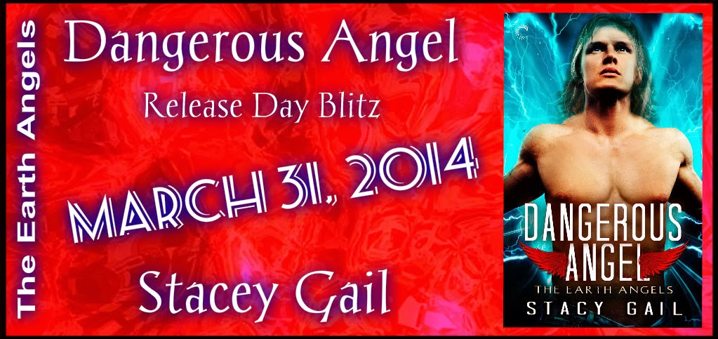 Dangerous Angel Release Day Blitz and Giveaway