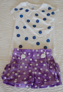 Bubble Pocket Shorts | made by Cicely Ingleside
