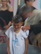 Βαπτίσεις στο χωριό Τσιφλίκι της Κορυτσάς