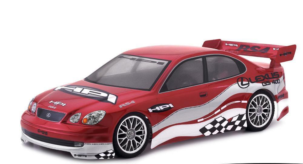 Lexus Gs 400 Sports Car Sports Cars Hot Wheels