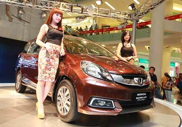 Spesifikasi Honda Mobilio RS