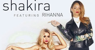 Shakira Ft. Rihanna Can not Remember To Forget You