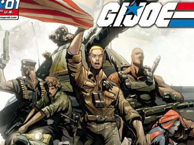 Gi Joe Cartoon Wallpaper