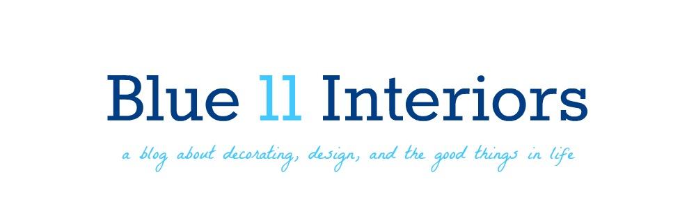 Blue 11 Interiors