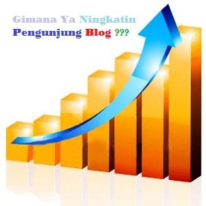 Cara Cepat Mendapatkan Banyak Pengunjung Blog