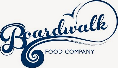 boardwalk food co logo