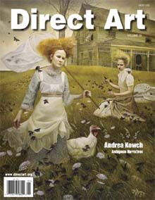 DIRECT ART MAGAZINE, Vol. 18