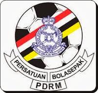 Bola Sepak : Senarai Pemain Pasukan PDRM FA 2016