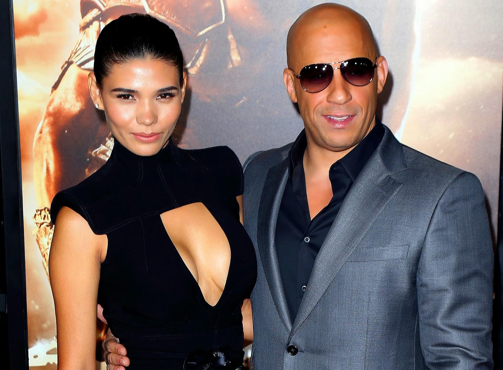 Vin Diesel Wife Paloma...