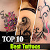 Tattoo - Top Ten Best Tattoo Designs for Pakistani & Indian Girls