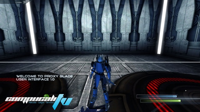 Proxy Blade Zero PC Full