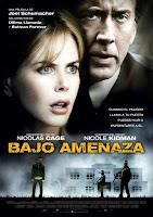 Bajo amenaza (2011) online y gratis