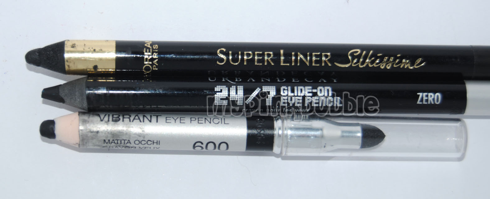 lápices negros